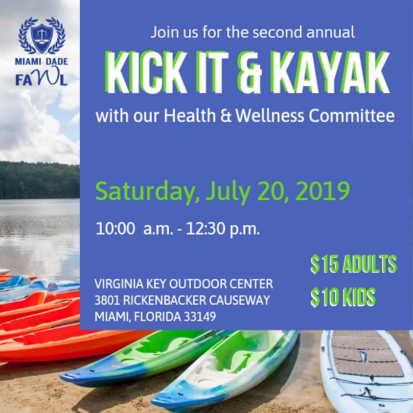 Second Annual Kick It & Kayak (1)