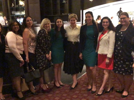 Table for Eight with the Honorable Ursula Ungaro