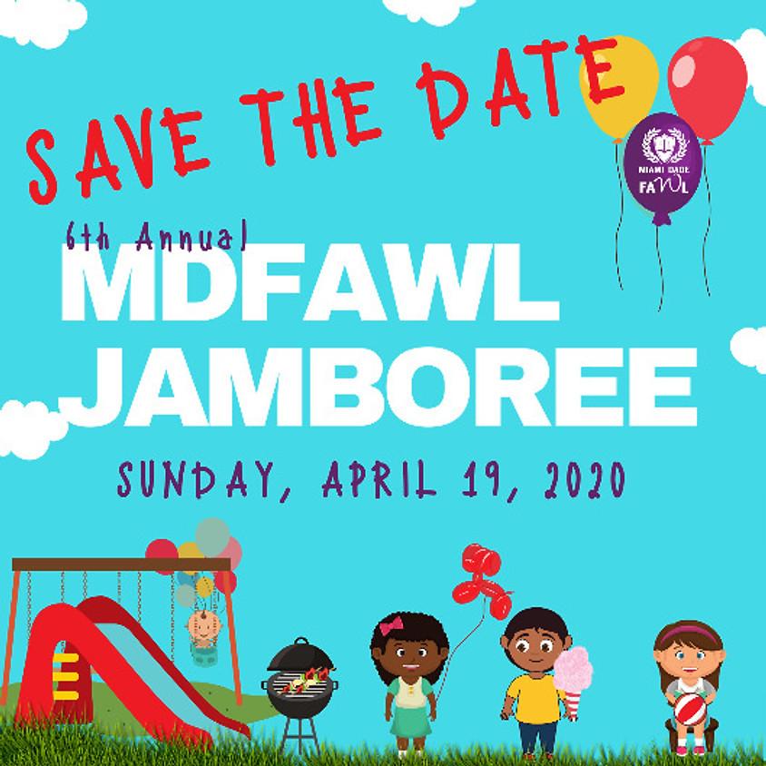 6th Annual MDFAWL Jamboree