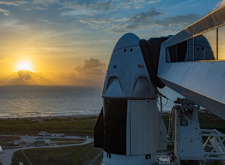 Watch Wednesday's NASA-SpaceX 'Launch America' From Home