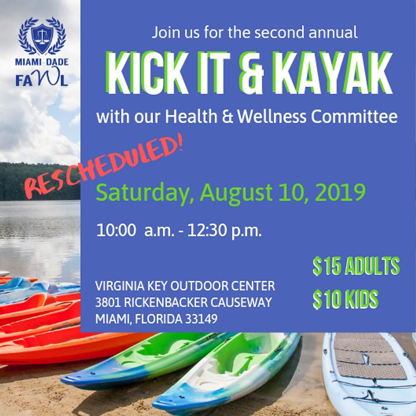 Kick It & Kayak