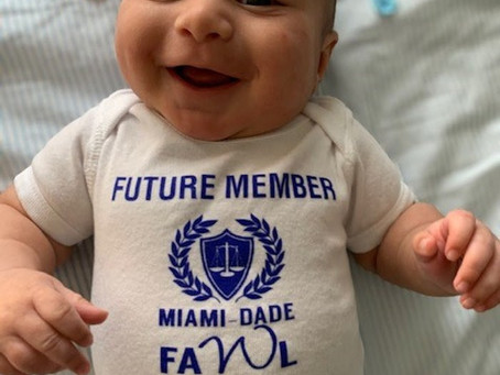 Would you like your future MDFAWL member to be featured in the next Newsletter?