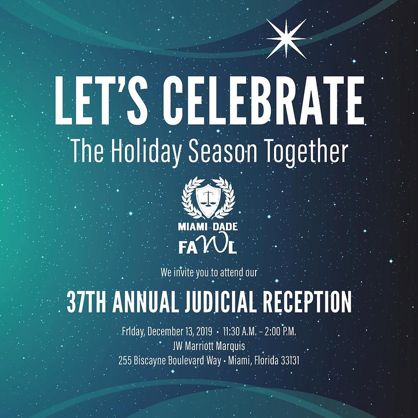 37th Annual Judicial Reception