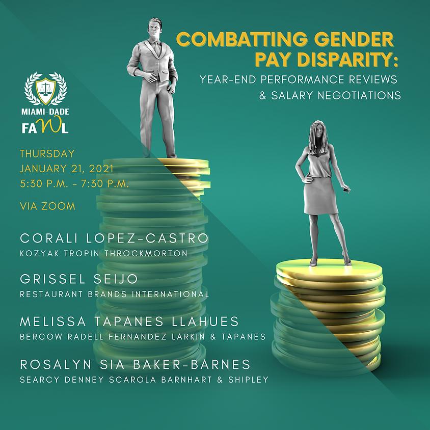 Combatting Gender Pay Disparity