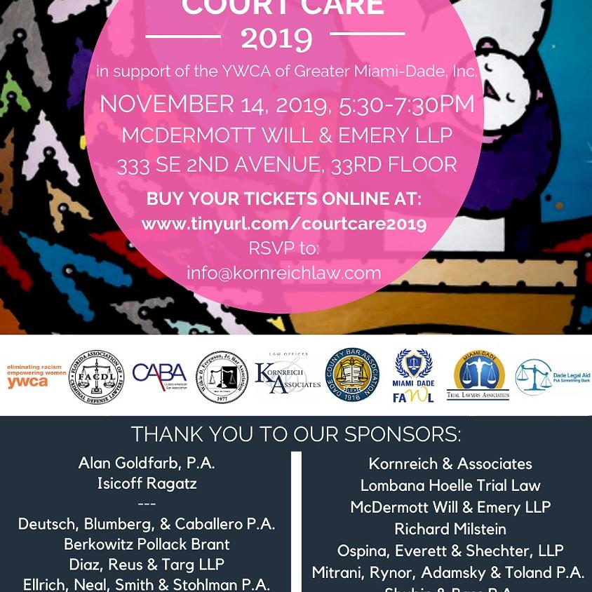 16th Annual Court Care 2019