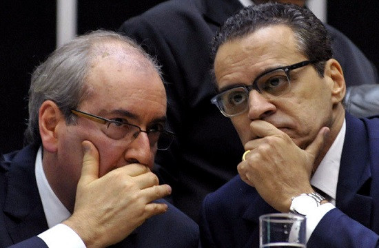 Resultado de imagem para ex ministro henrique alves é preso