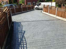Pattern Imprinted Concrete milesplat