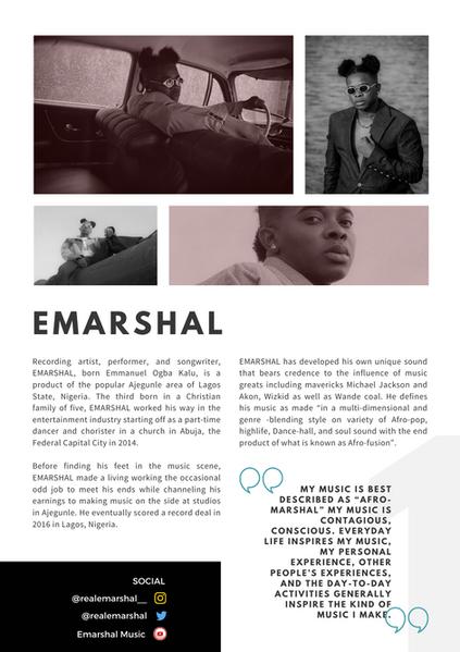 Emarshal