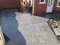 Pattern Imprinted Concrete Eccles