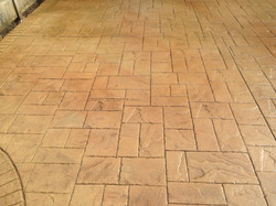 Pattern Imprinted Concrete wythensha