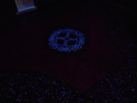 Glowing Driveway