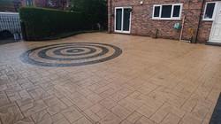 Pattern Imprinted Concrete Stretford