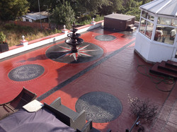 Pattern Imprinted Concrete middleton