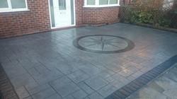 Pattern Imprinted Concrete Didsbury