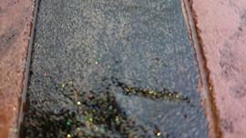 Metal flake Concrete 6