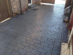 Pattern Imprinted Concrete swinton