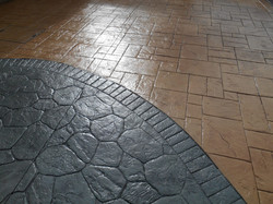 Pattern Imprinted Concrete Worsley