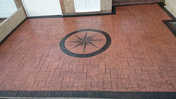 Pattern Imprinted Concrete Warringto