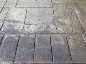 Metal flake Concrete