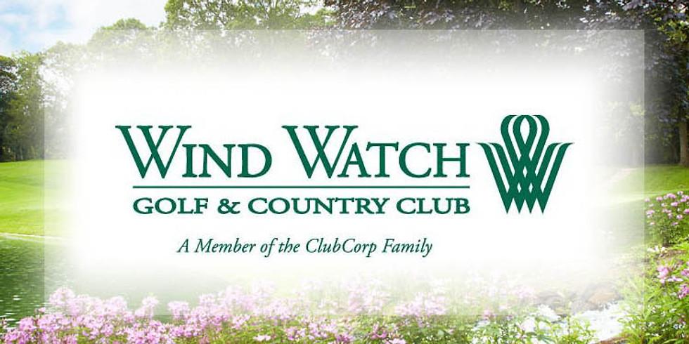 Happy Hour at Wind Watch G.C.