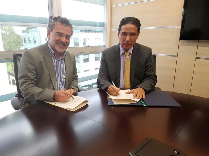 CAF e FAS assinam, em Brasília, acordopara cooperação técnica na Amazônia
