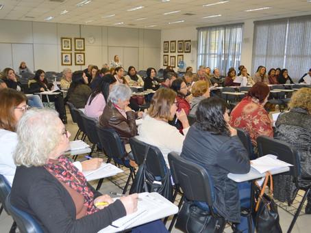 AVALIAÇÃO DA EDUCAÇÃO MUNICIPAL É APRESENTADA AOS GESTORES DE ENSINO EM ITAPECERICA