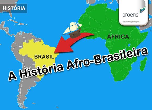 """5º Ano - História """"A História Afro-Brasileira"""""""