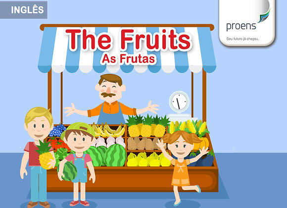 "3º Ano - Língua Inglesa "" The Fruits"""