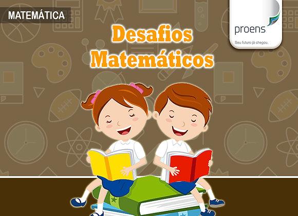 """5º Ano - Matemática """"Desafios Matemáticos"""""""