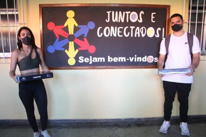 Prefeitura premia estudantes mais bem colocados no simulado pré-Uerj
