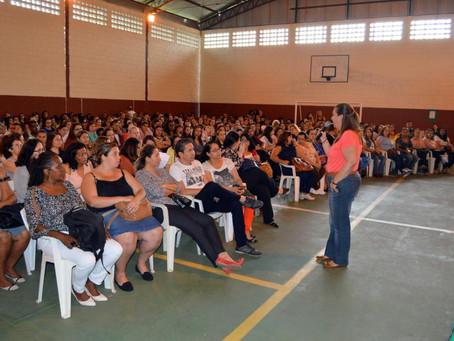 Secretaria Municipal de Educação realiza atribuição dos servidores da Rede Municipal de Ensino