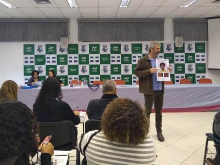 PROFESSORES DE CRECHE PARTICIPAM DE ENCONTRO DE CAPACITAÇÃO