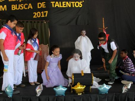 Educação promove 2ª edição do Projeto Em Busca de Talentos - 2017