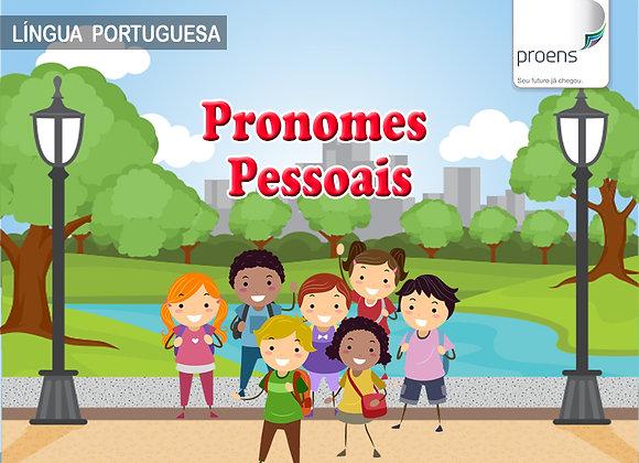 "5º Ano - Língua Portuguesa "" Pronomes Pessoais"""