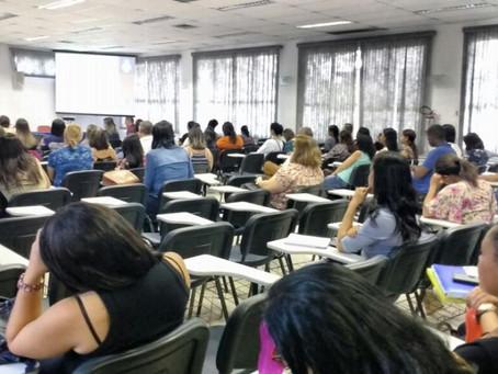 Secretaria de Educação promove palestra focada em Educação Inclusiva para o Autista