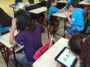 Las nuevas tendencias son parte de la vida diaria de los estudiantes de Batatais SP.