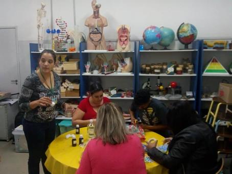 ENCONTRO DE FORMAÇÃO CAPACITA PROFESSORES DA REDE MUNICIPAL DE ENSINO