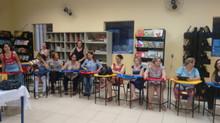 El 13 de septiembre hubo una nueva reunión con los maestros de la Red Municipal de Batatais