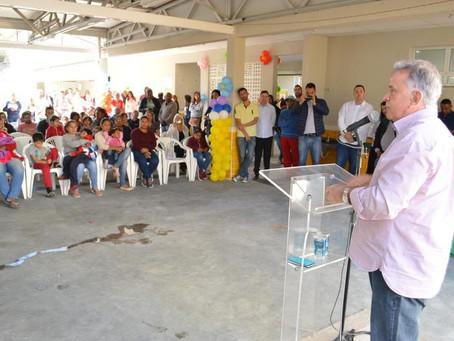 Prefeitura de Itapecerica da Serra entrega nova creche no Jardim Sampaio