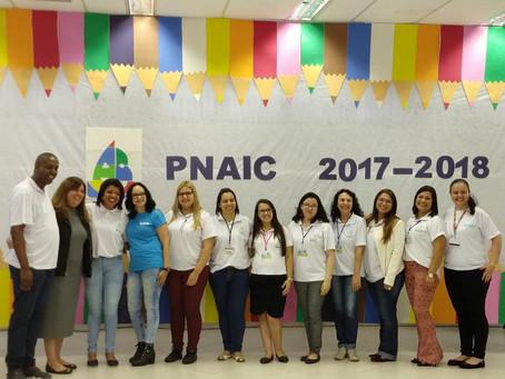 Prefeitura realiza seminário final PNAIC 2017-2018