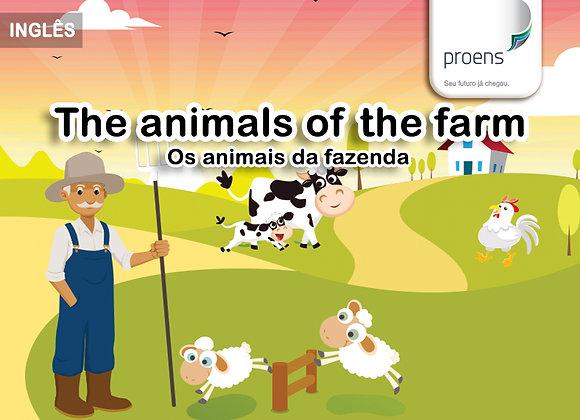 "4º Ano - Língua Inglesa ""At the Farm"""