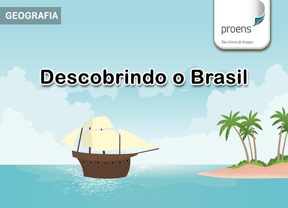 """4º Ano - Geografia """"Descobrindo o Brasil"""