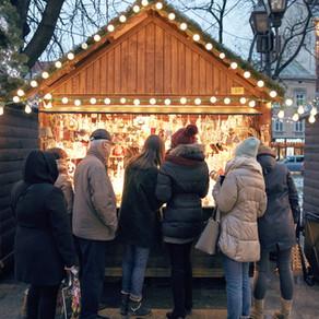 Christmas Markets in Devon