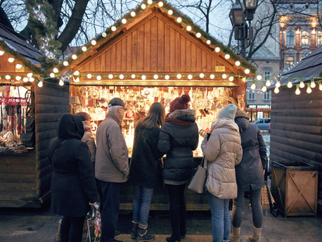 Hébergement seniors marché de Noël de Sarlat La Caneda