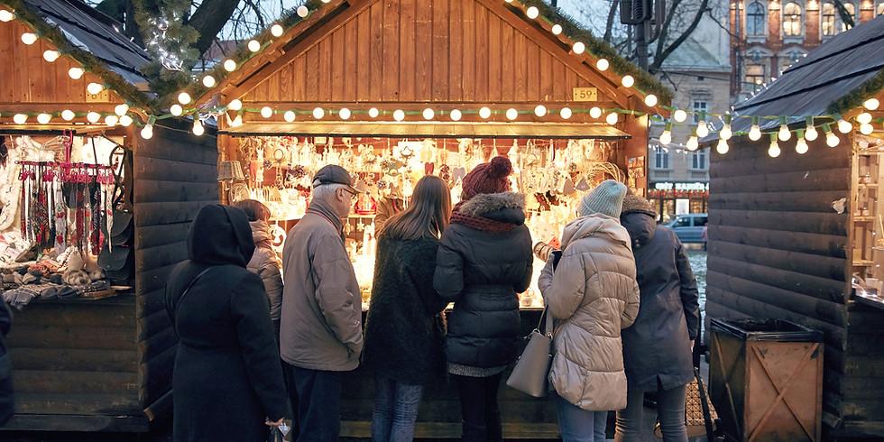 Marché de Noël des Créateurs, Vevey
