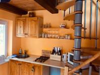 Apartmán - kuchyň