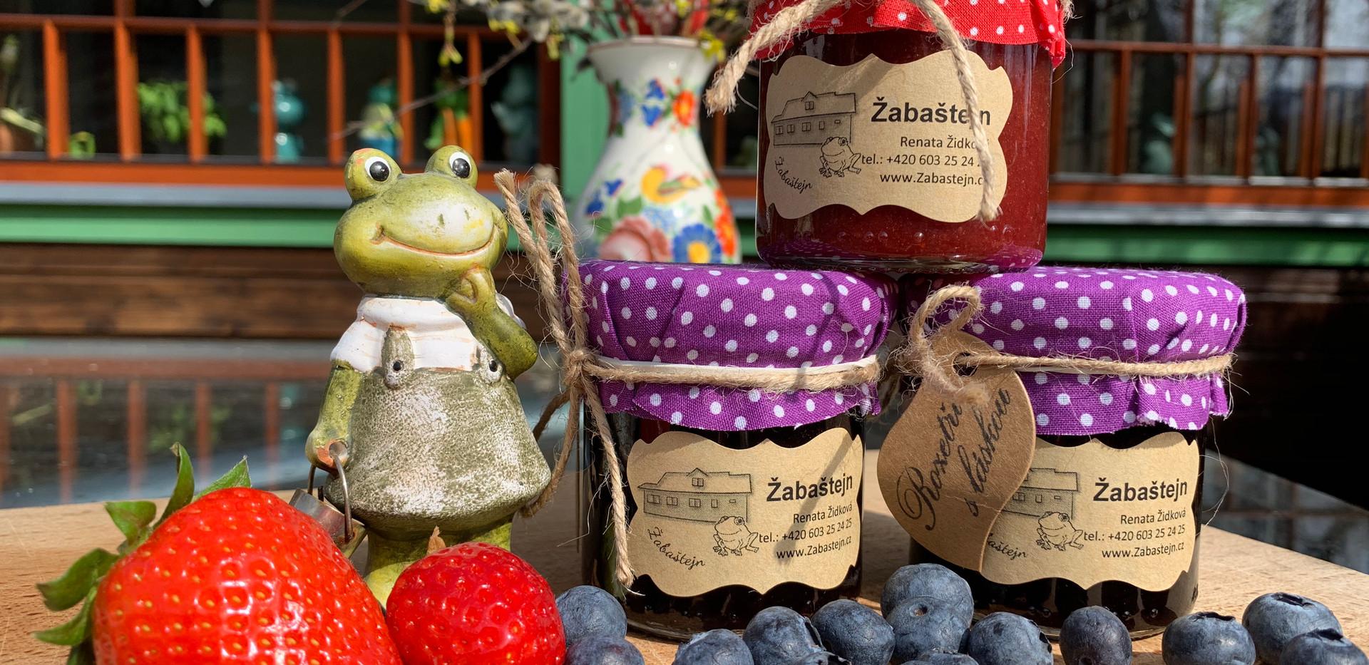 Žabaštejnské domácí marmelády