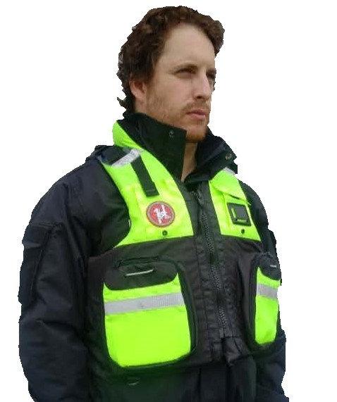 4 Pocket Crew Vest