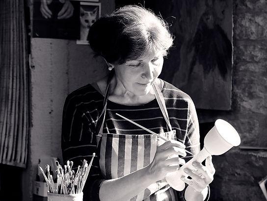Külli Kõiv, photo by Juta Kübarsepp