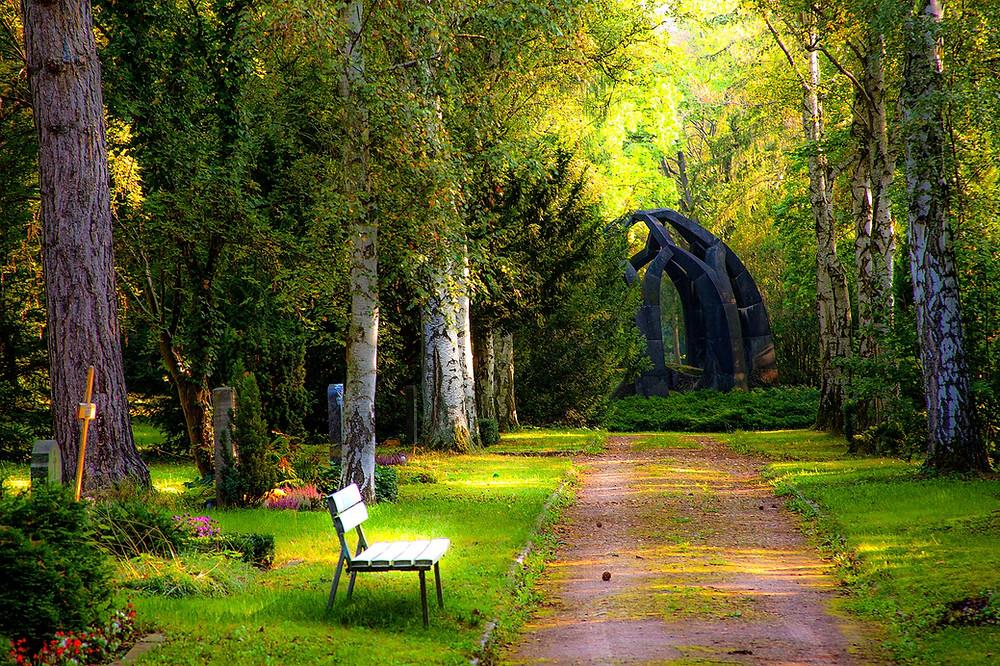 Eulogy - Cemetery